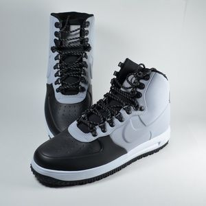 NEW Nike Lunar Force AF1 Duckboot Air Force 1 Gray